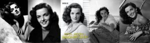 Portraits of Jane Russell