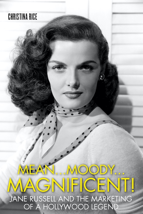 Cover of Mean...Moody...Magnificent! Jane Russell image